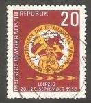 Sellos de Europa - Alemania -  371 - 1ª Spartakiadas militares
