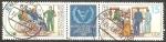 Stamps : Europe : Germany :  2274 y 2275 - Año internacional de las personas discapacitadas
