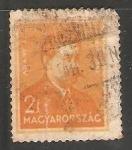 Sellos de Europa - Hungría -  János Arany (1817-1882)