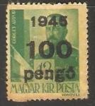 Sellos de Europa - Hungría -  Artúr Görgey (1818-1916)