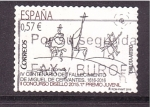Sellos del Mundo : Europa : España : premio juvenil 2015