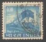 Sellos de Europa - India -  Locomotiva electrica