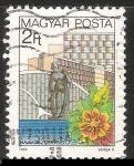 Sellos de Europa - Hungría -   Hajdúszoboszló