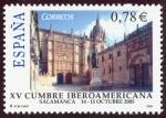 Stamps Spain -  ESPAÑA - Casco antiguo de Salamanca