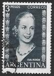 Sellos de America - Argentina -  532 - María Eva Duarte de Perón, Evita Perón