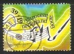 Sellos del Mundo : Europa : Holanda : Musica