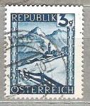 Sellos del Mundo : Europa : Austria : 1945 -1947 Landscapes./ CAMBIO