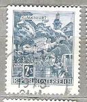 Sellos del Mundo : Europa : Austria : 1968 Architectural Monuments in Austria./CAMBIO