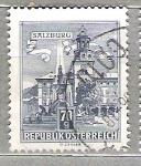 Sellos del Mundo : Europa : Austria : 1962 Architectural Monuments in Austria Nº2/CAMBIO