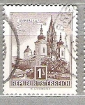 Sellos del Mundo : Europa : Austria :  1960 Monumentosde Austria Nº1./CAMBIO