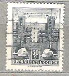 Sellos del Mundo : Europa : Austria : 1964 Architectural Monuments in Austria/ CAMBIO