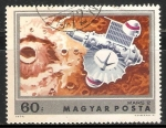 Sellos de Europa - Hungría -  Exploration of Mars