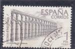 Sellos de Europa - España -  ACUEDUCTO DE SEGOVIA ROMA+HISPANIA (28)