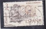 Sellos de Europa - España -  ROMA+HISPANIA (28)