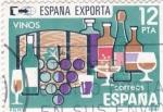 Stamps Spain -  ESPAÑA EXPORTA-VINOS (28)