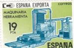 Stamps Spain -  ESPAÑA EXPORTA-MAQUINARIA HERRAMIENTA (28)