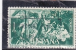 Sellos de Europa - España -  NAVIDAD NACIMIENTO(28)