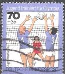 Sellos de Europa - Alemania -  Para los jovenes(formación de los jóvenes para los Juegos Olímpicos).