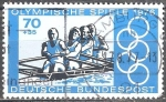 Sellos de Europa - Alemania -  Juegos Olímpicos de Montreal 1976.