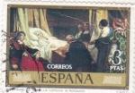 Stamps Spain -  TESTAMENTO DE ISABEL LA CATOLICA (28)