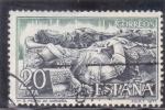 Sellos de Europa - España -  Mº S.PEDRO DE CARDENAS (28)