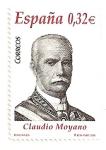 Stamps Spain -  Claudio Moyano