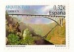 Sellos de Europa - España -  Puente de los Tilos (Isla de La Palma)
