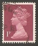 Sellos de Europa - Reino Unido -  Reina Elizabeth II