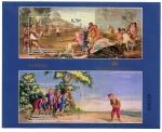 Sellos de Europa - Espa�a -  Tapices,Patrimonio nacional.