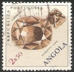 Stamps Angola -  Mineral