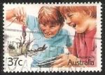 Sellos de Oceania - Australia -  Aussie Kids