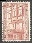 Sellos de Europa - Bélgica -  Museo Horta