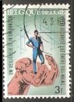 Stamps Belgium -  Votre securite est entre vos mains