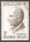 Stamps Belgium -  Journee du timbre - Dag van de Postzegel