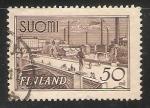 Sellos de Europa - Finlandia -  Tammerkoski