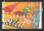Stamps Netherlands -  Saludos
