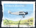Stamps : America : Argentina :  ARGENTINA_SCOTT 1495 JUNKER F-13L. $0.25