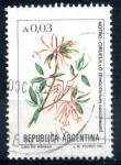 Stamps Argentina -  ARGENTINA_SCOTT 1518 NOTRO-CIRUELILLO. $0.20
