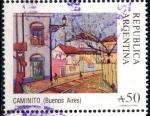 Stamps : America : Argentina :  ARGENTINA_SCOTT 1618B.02 VIEJO ALMACEN (J. CANNELLA). $0.50