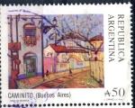 Sellos de America - Argentina -  ARGENTINA_SCOTT 1618B.04 VIEJO ALMACEN (J. CANNELLA). $0.50