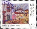 Stamps : America : Argentina :  ARGENTINA_SCOTT 1618B.05 VIEJO ALMACEN (J. CANNELLA). $0.50
