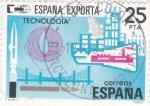 Sellos del Mundo : Europa : España : ESPAÑA EXPORTA TECNOLOGÍA (28)