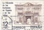 Stamps Spain -  LA HACIENDA DE LOS BORBONES (28)
