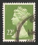 Stamps Czech Republic -  Reina Elizabeth II
