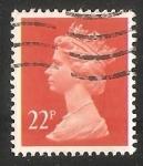 Sellos del Mundo : Europa : República_Checa : Reina Elizabeth II