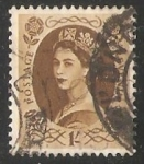 Sellos de Europa - República Checa -  Reina Elizabeth II