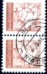 Stamps : America : Brazil :  BRASIL_SCOTT 1679.08.09 ALGONDON. $0.20