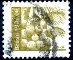 Sellos de America - Brasil -  BRASIL_SCOTT 1940.02 BABASU. $0.20