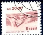 Sellos de America - Brasil -  BRASIL_SCOTT 2069.01 FUERTE PRINCIPIE DA BEIRA. $1.00