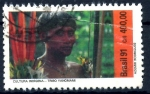 Sellos de America - Brasil -  BRASIL_SCOTT 2313.01 CULTURA INDIOS YANOMAMI. $2.75